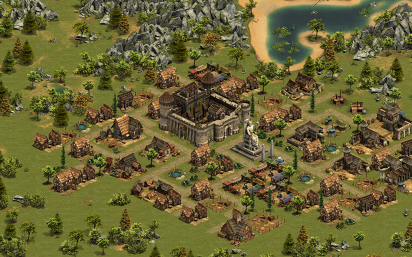 Age Empires Best Great Buildings